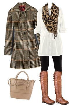 """OOTD - 1/14"" by wrymommy on Polyvore"