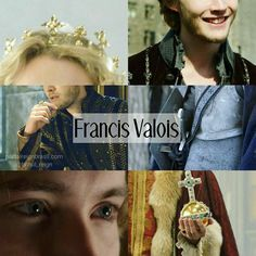 The best part of reign- Francis Valois