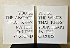 Be my wings