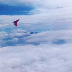 above the clouds Galery Photo, Above The Clouds, Airplane View, Life