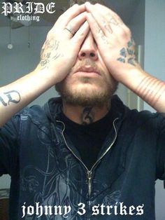 Johnny 3 Tears from Hollywood Undead