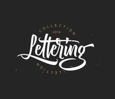Lettering Collection by Mika Melvas