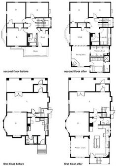 House Plans Design On American Craftsman Bungalow Interior Design