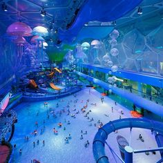 Happy Magic Water Cube Water Park @ Beijing