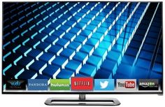 Black Friday 2014 VIZIO Smart LED TV from VIZIO Cyber Monday. Black Friday specials on the season most-wanted Christmas gifts. Tv Accessories, Electronic Deals, Electronic Gifts, Internet Tv, Tv Reviews, Incheon, Smart Tv, Home Theater, Cyber Monday