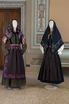 Friûl Aviano Italy, Historical Dress, All Things, History, Dresses, Fashion, Italian Outfits, Italy Party, Ethnic Dress