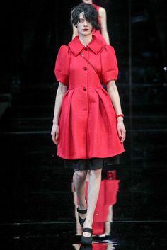 Emporio Armani Fall 2015 Ready-to-Wear Collection Photos - Vogue