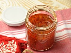 Sauce Harissa fait maison avec Thermomix, une recette facile et simple à réaliser, retrouvez les ingrédients et les étapes de préparation.