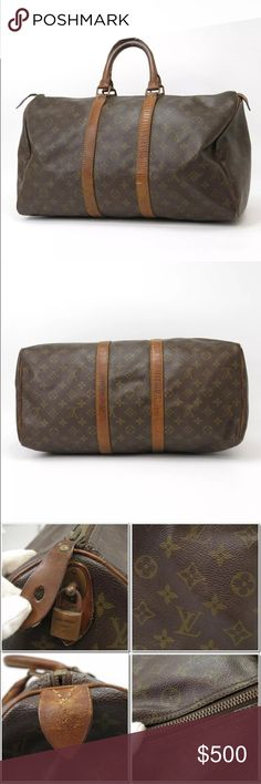 Louis Vuitton keepall 45 Nice authentic Louis Vuitton keepall size 45 please allow a week for shipping Louis Vuitton Bags
