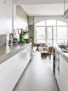Like the kitchen