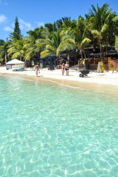 West Bay Beach - West Bay, Honduras