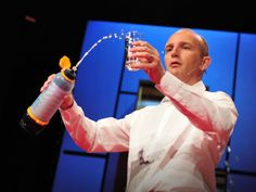 Too much of the world lacks access to clean drinking water. Engineer Michael Pritchard did something about it -- inventing the portable Lifesaver filter, which can make the most revolting water drinkable in seconds. An amazing demo from TEDGlobal Ted Videos, Learning Support, World Water Day, Readers Workshop, Problem And Solution, Play To Learn, Ted Talks, Life Savers, Water
