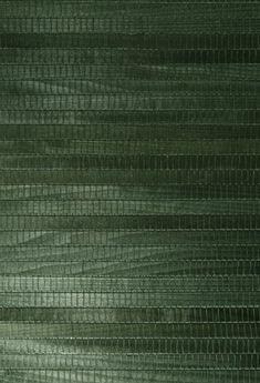 Brewster Michiko Green Grasscloth Wallpaper for sale online