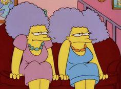 Selma y Patty