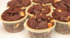 Csokis muffin recept Muffins, Hungarian Recipes, Hungarian Food, Cupcakes, Food To Make, Paleo, Sweets, Breakfast, Poppy