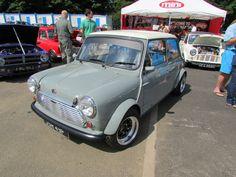Again, mini magazine shop car.  Not original tweed grey as suspected