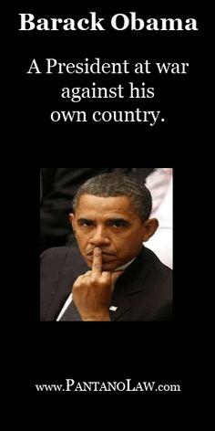 Barack Obama is evil.