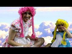 Las 2 Muñecas Haciendo #Galletas en las Nubes  #kids #kidsactivities #children #niños #parentingandplay #fun #play