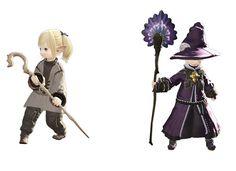 Final Fantasy XIV: A Realm Reborn Concept Art