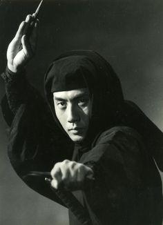 「忍びの者」ichikawa raizo