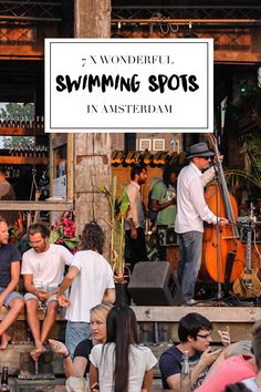 """Feel like swimming? Check out these swimming spots in Amsterdam to go to with friends this summer: http://www.yourlittleblackbook.me/swimming-spots-in-amsterdam/. Planning a trip to Amsterdam? Check http://www.yourlittleblackbook.me/ & download """"The Amsterdam City Guide app"""" for Android & iOs with over 550 hotspots: https://itunes.apple.com/us/app/amsterdam-cityguide-yourlbb/id1066913884?mt=8 or https://play.google.com/store/apps/details?id=com.app.r3914JB"""