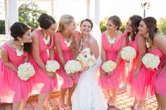 Bridesmaid Bouquet Option 1 Inspiration