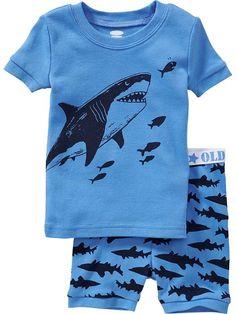 Baby Boy Shark Tank Romper Hallmark Baby Clothes Baby