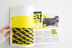 Vuelco - Architecture Magazine by Luciano Balzano.  :: Amazing color scheme :: Overlaping photgraphy ::