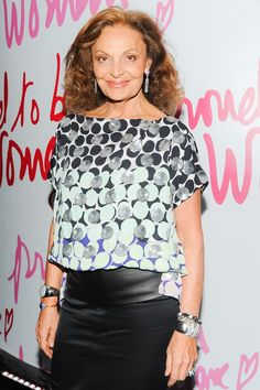 2012 DVF Awards. Vote for the woman who inspires you the most for the 2013 DVF Awards: http://dvfawards.com/ #DVFEMPOWERS