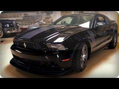 2013 Mustang Boss 302 - Jay Leno's Garage