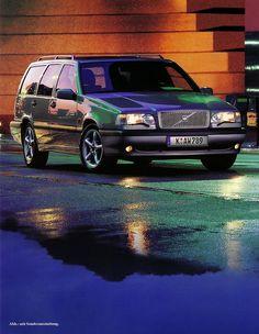 1996 Volvo 850 Metropolitan