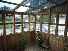 Dream Home Design, House Design, Deck Enclosures, Japanese Carpentry, Greenhouse Plants, Lean To, Balcony Garden, Sunroom, My House