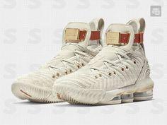 2018 Nike LeBron 16 HFR Sail White Light Bone BQ6583-100-2 Nike Lebron 3f29b095bb85