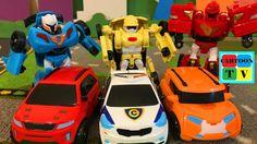 TOBOT Transformers Toys Тobot X Тobot Y Тobot Z Cartoon for Kids