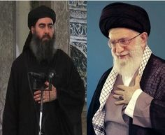 Global Threats News: #Iran supreme leader, Khamenei claps for #ISIS role in #Iraq