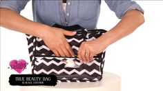 Thirty-One Gifts True Beauty Bag. Fall 2014. Order from www.mythirtyone.com/jenndowning