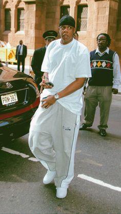 Arte Do Hip Hop, Hip Hop Art, Hip Hop And R&b, 90s Hip Hop, Jay Z, Hip Hop Fashion, 90s Fashion, 00s Mode, Ropa Hip Hop