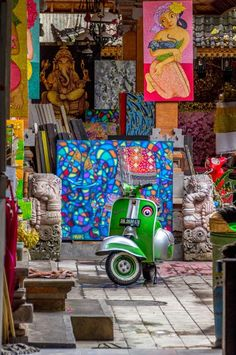 Wishful Thinking - Bali, Indonesia