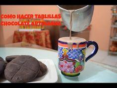 Cómo hacer tablillas de chocolate artesanal - Recetas mexicanas - CHUCHEMAN1 - 2014 - YouTube
