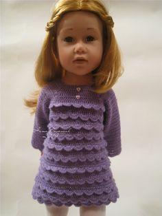 Вязалочки для Готц. Перемешка)) / Одежда и обувь для кукол - своими руками и не только / Бэйбики. Куклы фото. Одежда для кукол