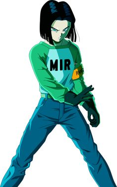 Android 17 by SaoDVD