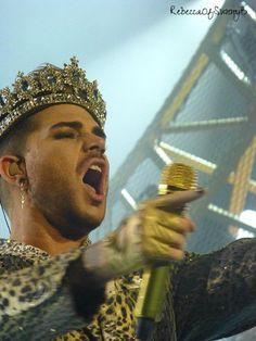 Saaannngg Adam Lambert! #WATC - Mohegan Sun 7/19/14