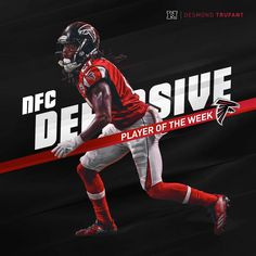 "18.7k Likes, 167 Comments - Atlanta Falcons (@atlantafalcons) on Instagram: ""TRUUUUUUUUUUUU has been named NFC Defensive Player of the Week!"""