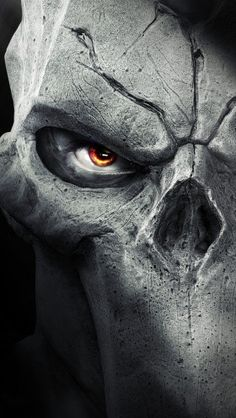 iPhone 6 plus Darksiders 2 HD Wallpaper Iphone Wallpaper For Guys, Scary Wallpaper, Skull Wallpaper, Best Iphone Wallpapers, Mobile Wallpaper, Cool Wallpapers For Guys, Live Wallpapers, Fantastic Wallpapers, Retina Wallpaper