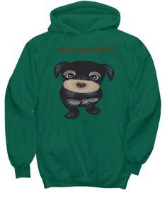 Dog Just One Bite Hoodie Sweatshirt