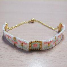 Tissage de perles: réalisez un bracelet - Marie Claire Idées