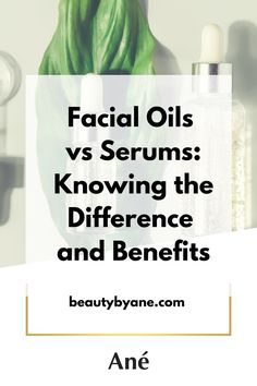 Don't you know how to use facial oil and serum? You are at the right place. In this post, I will share with you how to use facial oil and serum, and the benefits of each and how the two work together. Also, you will find here how to include facial oil and serum into your morning or evening skincare routine. Click to know how to use them. #facialoil #skincareoil #facialserum #serumforskincare #facialoilbenefits #essentialoil #fecialserumbenefits #beautybyane Clear Skin Routine, Clear Skin Tips, Facial Serum, Facial Oil, Dont You Know, Healthy Skin Care, Vegan Beauty, Skincare Routine, Natural Skin Care