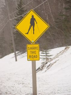 Best street sign ever . . . in Presque Isle, Maine.