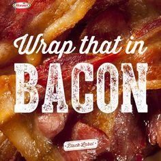 Bacon + Bacon = Better Bacon.
