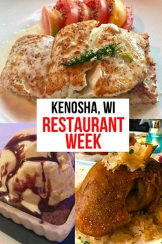 If you're looking for a place to go that's fun and tasty you have to visit Kenosha, Wisconsin. If you visit in February from the 1st through the 9th you can also take advantage of their Restaurant Week. Travel, eat and save money! Win, win!!  #VisitKenosha  #KenoshaRestaurantWeek